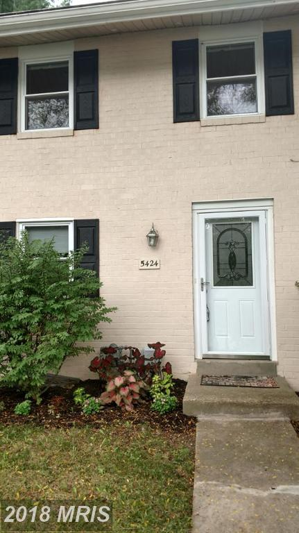 5424 Hildebrand Court, Columbia, MD 21044 (#HW10031739) :: Pearson Smith Realty