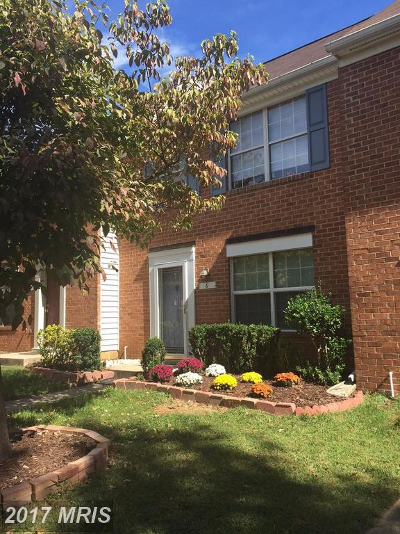 6 Dawn View Court, Silver Spring, MD 20904 (#MC10052877) :: Pearson Smith Realty