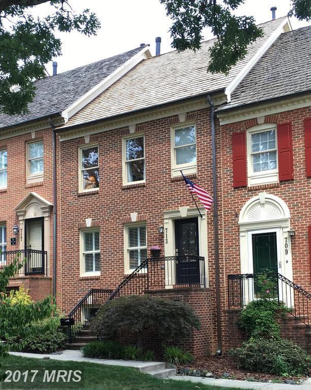 713 Kent Oaks Way, Gaithersburg, MD 20878 (#MC10086846) :: Dart Homes