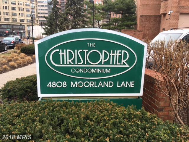 4808 Moorland Lane SW #1004, Bethesda, MD 20814 (#MC10162020) :: Bob Lucido Team of Keller Williams Integrity