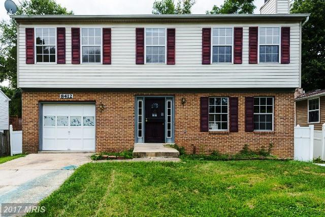 8412 Myrtle Avenue, Bowie, MD 20715 (#PG10001138) :: Pearson Smith Realty