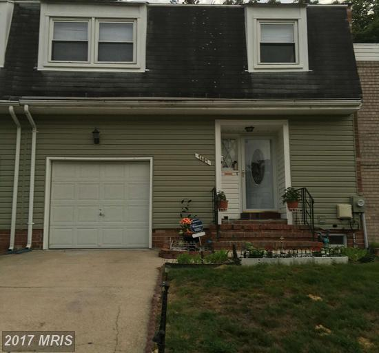 7407 Calder Drive, Capitol Heights, MD 20743 (#PG9726589) :: LoCoMusings
