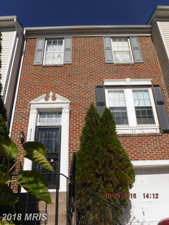 4704 Rollingdale Way, Capitol Heights, MD 20743 (#PG9838437) :: Pearson Smith Realty