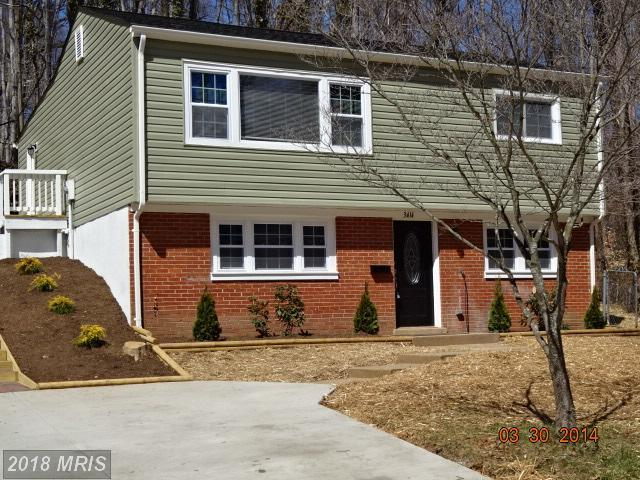 3414 Beaumont Road, Woodbridge, VA 22193 (#PW10187450) :: RE/MAX Executives