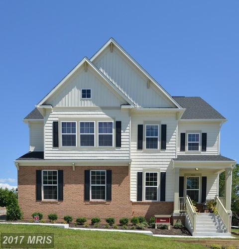 3834 Clarke Farm Place #18, Woodbridge, VA 22192 (#PW9927923) :: LoCoMusings