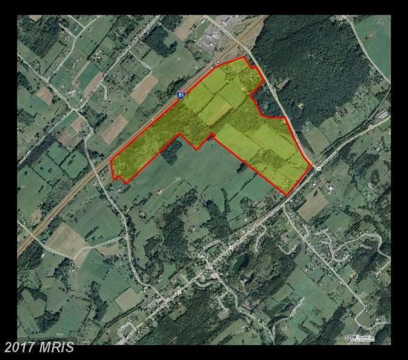 725 Mount Olive Road, Toms Brook, VA 22660 (#SH9519182) :: LoCoMusings