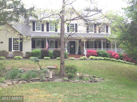 4 Trotter Lane, Fredericksburg, VA 22406 (#ST9835301) :: LoCoMusings