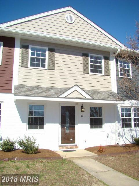 221 Webb Lane, Saint Michaels, MD 21663 (#TA9883075) :: RE/MAX Coast and Country