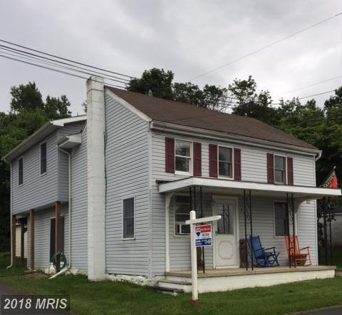 100 Saint Paul Street, Boonsboro, MD 21713 (#WA10280876) :: The Maryland Group of Long & Foster