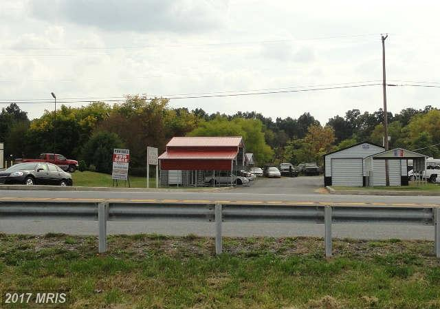 0 Cavetown/Jefferson Blvd Pike, Smithsburg, MD 21783 (#WA9619819) :: Pearson Smith Realty