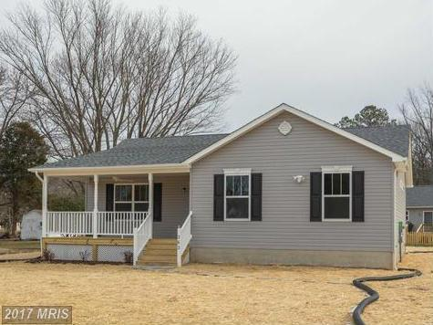 LOT 11 Albrough Boulevard, Colonial Beach, VA 22443 (#WE9637135) :: Pearson Smith Realty