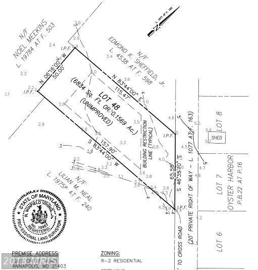 1222 Cross Road, Annapolis, MD 21403 (#AA9940310) :: Keller Williams Pat Hiban Real Estate Group