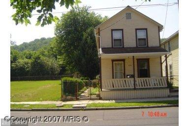 930 Gay Street, Cumberland, MD 21502 (#AL8162382) :: Pearson Smith Realty