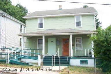 220 Green Street, Westernport, MD 21562 (#AL8571940) :: Pearson Smith Realty