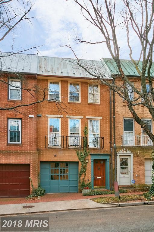 118 Princess Street, Alexandria, VA 22314 (#AX10121020) :: Pearson Smith Realty