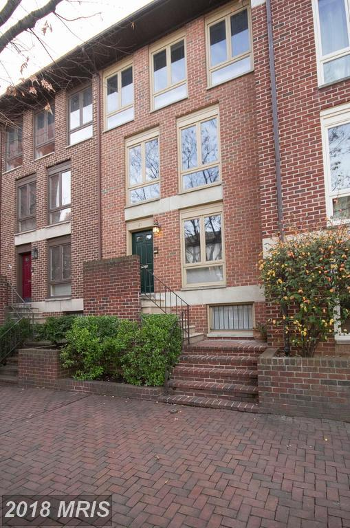 21 Lee Street W, Baltimore, MD 21201 (#BA10116299) :: Pearson Smith Realty