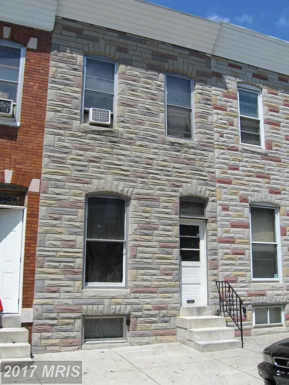 2692 Dulany Street, Baltimore, MD 21223 (#BA9534709) :: Pearson Smith Realty
