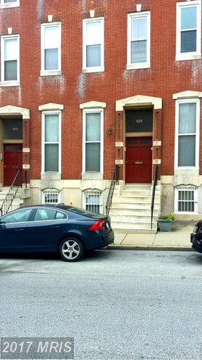 924 Fulton Avenue N Apt.A Unit O, Baltimore, MD 21217 (#BA9675585) :: Pearson Smith Realty