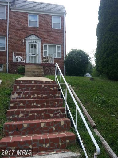 1028 Stamford Road, Baltimore, MD 21229 (#BA9730071) :: LoCoMusings