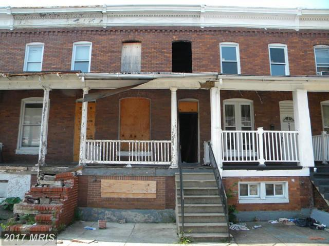 2011 Westwood Avenue, Baltimore, MD 21217 (#BA9751360) :: LoCoMusings