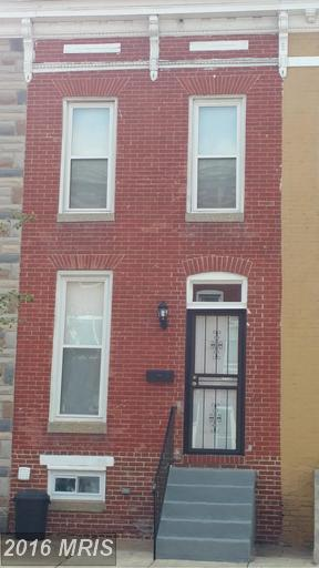 448 Patterson Park Avenue N, Baltimore, MD 21231 (#BA9753558) :: Pearson Smith Realty