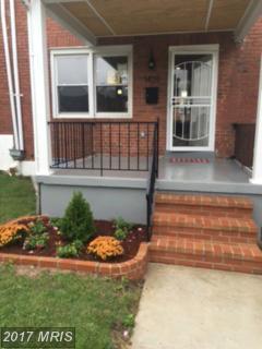 1428 Potomac Street N, Baltimore, MD 21213 (#BA9795729) :: LoCoMusings