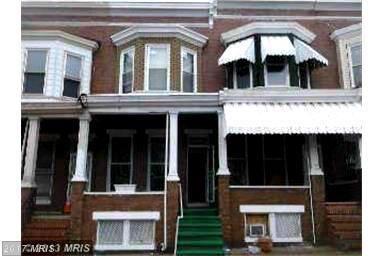 1818 Bentalou Street, Baltimore, MD 21216 (#BA9804243) :: LoCoMusings