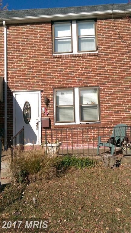 134 Siegwart Lane, Baltimore, MD 21229 (#BA9810938) :: LoCoMusings