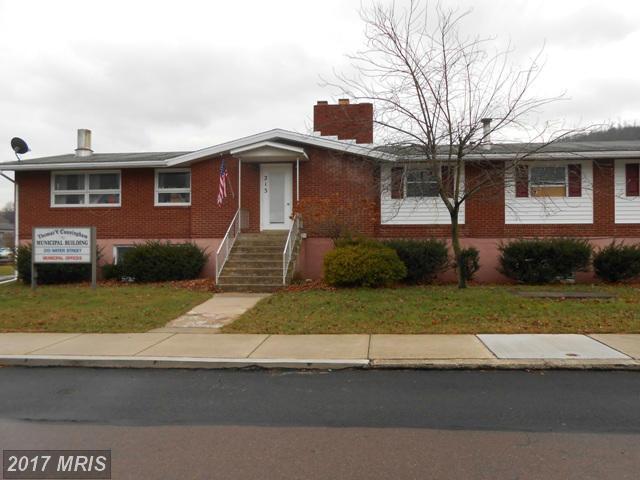 213 Water Street, Hyndman, PA 15545 (#BD8546617) :: LoCoMusings