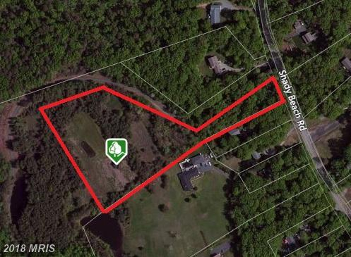 LOT 15B Shady Beach Road, North East, MD 21901 (#CC9976151) :: Pearson Smith Realty