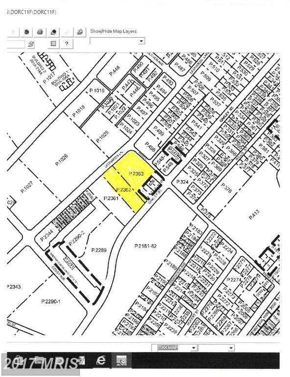 1002 Park Lane, Cambridge, MD 21613 (#DO9531755) :: Pearson Smith Realty