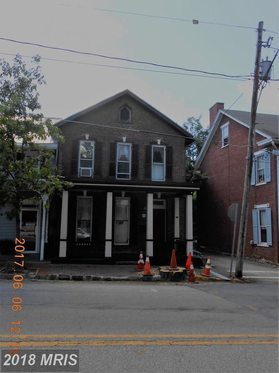36 Main Street N, Mercersburg, PA 17236 (#FL9961367) :: The Gus Anthony Team