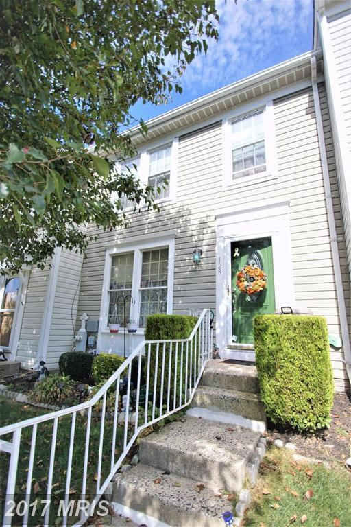 128 Spruce Wood Court, Abingdon, MD 21009 (#HR10080013) :: Pearson Smith Realty