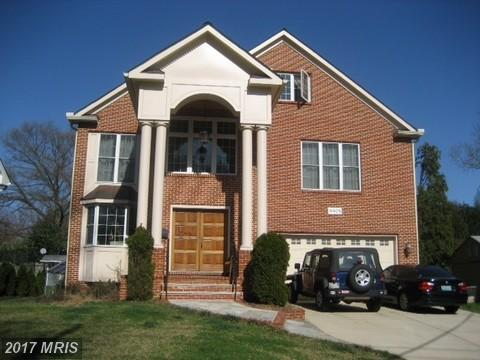 9905 Parkwood Drive, Bethesda, MD 20814 (#MC9813301) :: Pearson Smith Realty