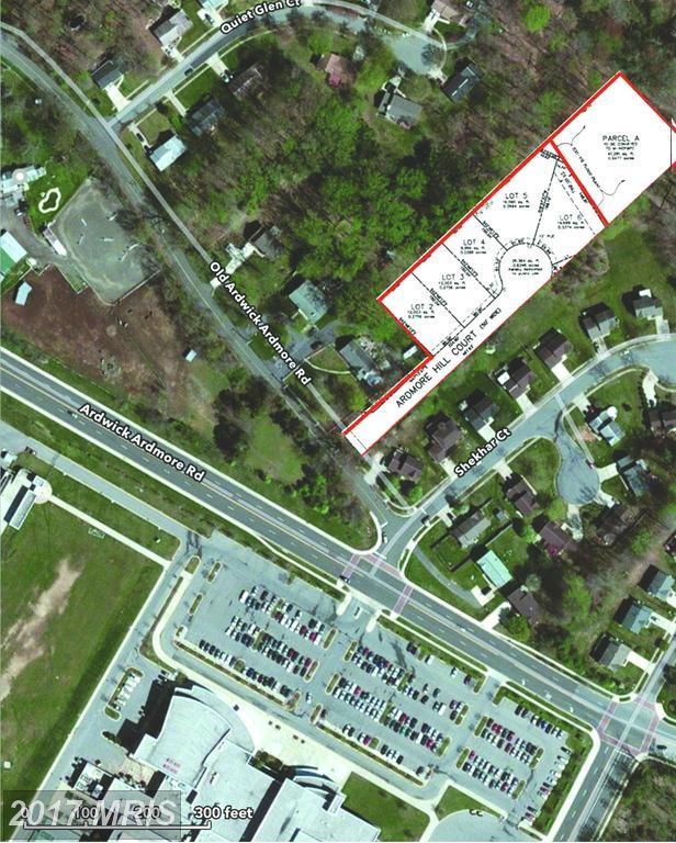 Ardmore Hill Ct - Lots, Upper Marlboro, MD 20774 (#PG9752963) :: LoCoMusings