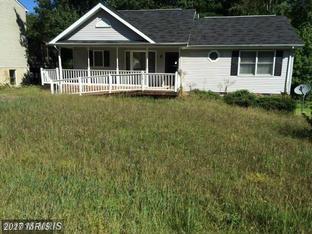 7109 Runnymede Trail, Fredericksburg, VA 22407 (#SP9639160) :: Pearson Smith Realty