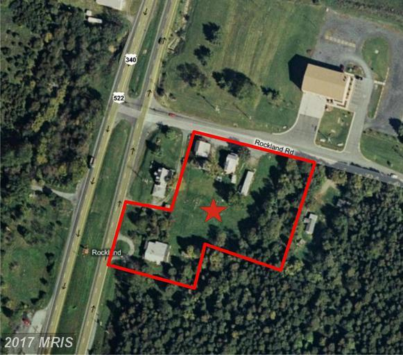 8391 Winchester Road, Front Royal, VA 22630 (#WR9562733) :: LoCoMusings