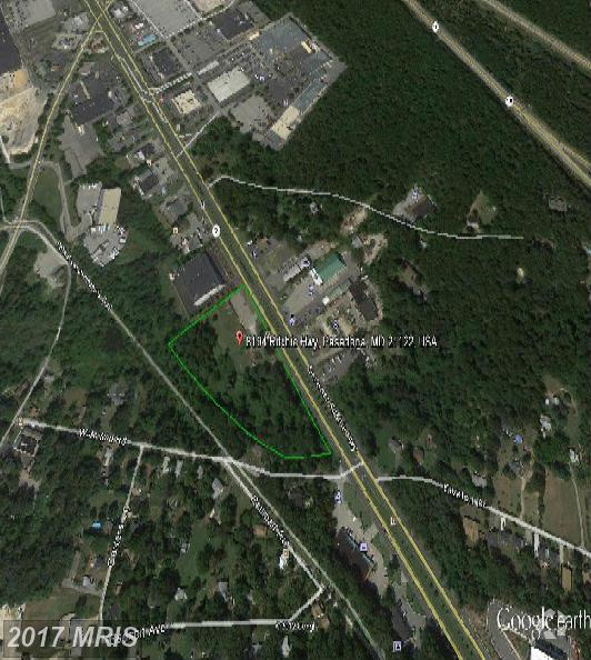 8194 Ritchie Highway, Pasadena, MD 21122 (#AA9697348) :: Pearson Smith Realty