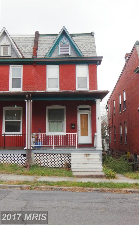 217 Saratoga Street, Cumberland, MD 21502 (#AL9825885) :: Pearson Smith Realty