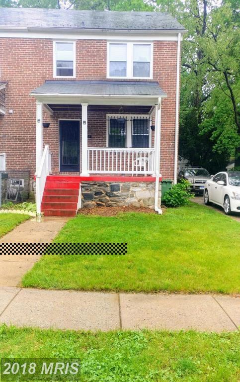 3705 Marmon Avenue, Baltimore, MD 21207 (#BA10176433) :: The Gus Anthony Team