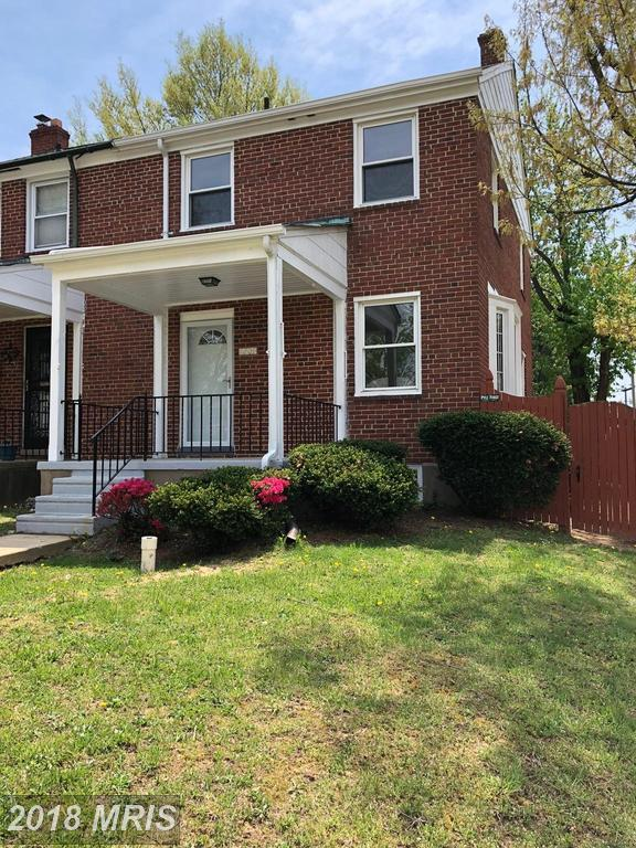 1209 Walters Avenue, Baltimore, MD 21239 (#BA10184865) :: The Gus Anthony Team