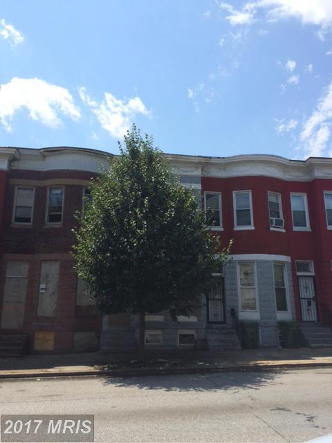 1706 Monroe Street, Baltimore, MD 21217 (#BA9584274) :: Pearson Smith Realty