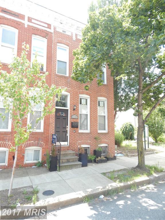 2101 Orleans Street, Baltimore, MD 21231 (#BA9723546) :: LoCoMusings