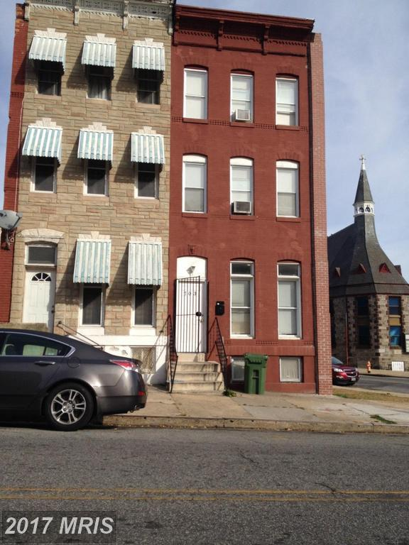 703 Fremont Avenue N, Baltimore, MD 21217 (#BA9830488) :: Pearson Smith Realty