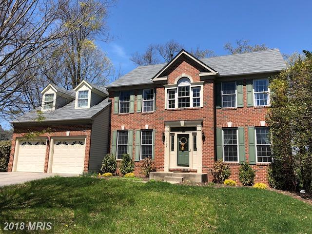 1108 Vineyard Hill Road, Catonsville, MD 21228 (#BC10078889) :: The Miller Team