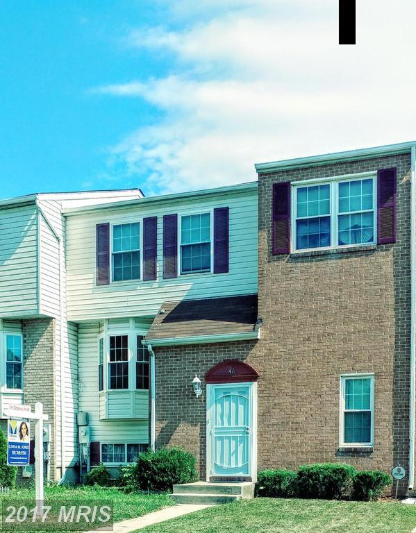 46 Halfpenny Lane, Catonsville, MD 21228 (#BC9990492) :: Pearson Smith Realty
