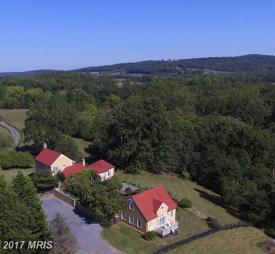 6071 Rock Hill Mill Road, The Plains, VA 20198 (#FQ9657112) :: LoCoMusings