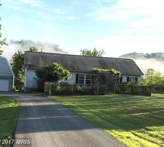 869 George Arnold Lane, Green Spring, WV 26722 (#HS9864766) :: LoCoMusings
