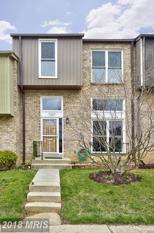 7227 Millcrest Terrace #3, Derwood, MD 20855 (#MC10197685) :: RE/MAX Success