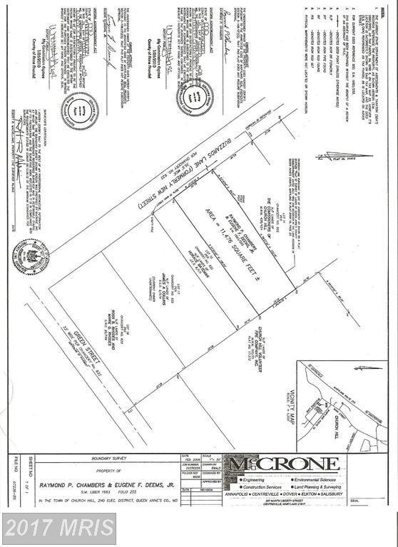 109 New Street, Church Hill, MD 21623 (#QA9705985) :: Pearson Smith Realty